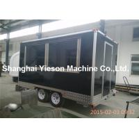 Wholesale CE Approved Mobile Catering Trailers Fast Food Restaurant For Hot Dog from china suppliers