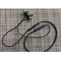 Wholesale Wireless IPX7 Waterproof Bluetooth Earphones Neckband Quick Charge from china suppliers