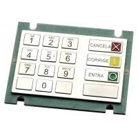 Wholesale Waterproof PCI EPP 3.x certified EPP Keypad ZT596F with 10 Numeric Keys, 6 Function Keys from china suppliers