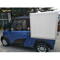 Wholesale Cargo Carrier light duty electric van 2 Passenger with Reverse Sensor High Speed from china suppliers