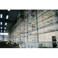 Wholesale Professional Flexibility Lock Dynamic Construction Scaffolding / Aluminium Scaffolding from china suppliers