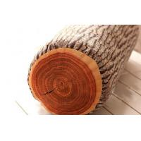 Wholesale Unique Simulation Tree Stump Household Pillow Cushions for Photography Prop from china suppliers