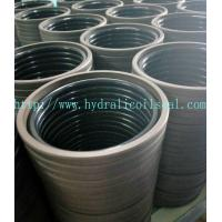 Buy cheap Hydraulic Piston Seals /  Piston packing / Oil cylinder -SPGO series / Fluorine rubber from wholesalers
