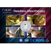 Wholesale Dark Circles Removal Needleless Mesotherapy Machine , No Needle Mesotherapy EquipmentOEM from china suppliers