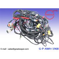 Wholesale Caterpillar / Industrial Wiring Harness / Excavating Equipment Duetsch Component from china suppliers
