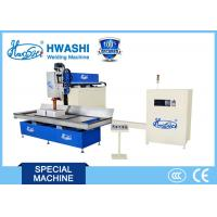 Wholesale Stainless Steel Sink Automatic Welding Machine , Cnc Seam Welding Equipment from china suppliers