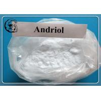 Wholesale Andriol  Muscel Gaining Bodybuilding Prohormones CAS 5949-44-0 from china suppliers