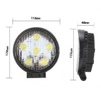 Buy cheap 18W Watt Spot LED WORK LIGHT LAMP OFFROAD ATV BOAT JEEP TRUCK SUV 4WD from wholesalers