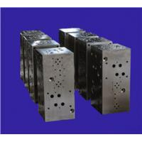 Wholesale CNC machining parts, hydraulic valve block from china suppliers