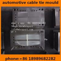 Wholesale nylon cable tie mould from china suppliers