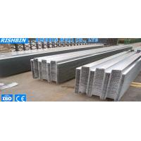 Wholesale Steel Structure Galvanized Metal Decking Sheet for Construction Mezzanine Floor from china suppliers