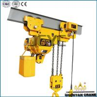 Wholesale Low head-room Electric Chain Hoist from china suppliers