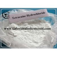 Wholesale Tetracaine Hydrochloride Anti Inflammatory Supplements Used In Opthalmology 136-47-0 from china suppliers