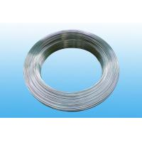 Wholesale Colorful Zn Coated Bundy Pipe , Galvanized Refrigeration Tube 4 X 0.5 mm from china suppliers