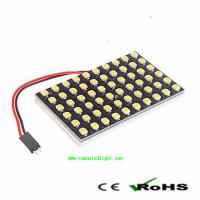 Wholesale Tonneau lamp,interior dome lights 60 pcs 3528 LED white/blue from china suppliers