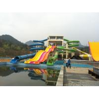 Wholesale Medium Outdoor Commercial Water Slide Combination for Adults and Kids from china suppliers
