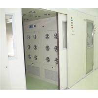 Wholesale Automatic double door cargo air shower room from china suppliers