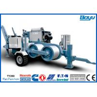 Wholesale 28 Ton Hydraulic Tension Stringing Equipment With High Power 280kN from china suppliers