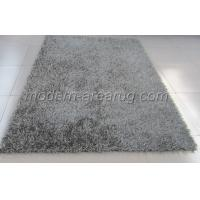 Wholesale Grey Polyester Shaggy Pile Rug, Modern Floor Decorative Rugs With Custom Pattern from china suppliers