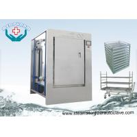 Wholesale Stainless Steel 304 Pass Through Autoclave With HMI Control System from china suppliers