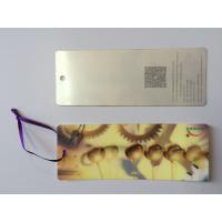 Wholesale Full Color Offset Printing Personalized Bookmarks For Students , Pop 3d Bookmarks from china suppliers