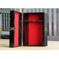 Wholesale Personalized Environment Friendly Luxury Wood Jewelry Display Boxes With Lock from china suppliers