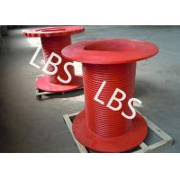 Wholesale 3 MM - 190 MM Hydraulic Winch Wire Rope Or Cable  Winch Drum from china suppliers