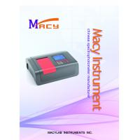 Buy cheap 4nm Band Width Ratio Double Beam Ultraviolet Visible Spectrophotometer UV-1300PC from wholesalers