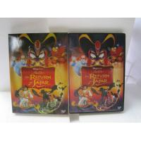 Wholesale Newest Aladdin the Return of jafar disney dvd movie with slip cover case,accept paypal! from china suppliers