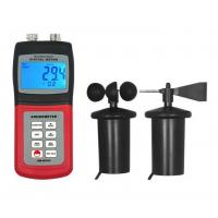 Wholesale AM-4836C Air Velocity, Air Temperature, Direction Measurement Digital Anemometer With Data Memory Function from china suppliers
