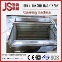 Wholesale 3 Sieves Groundnut Seeds Cleaning Machine / Peanut Destone Machine from china suppliers