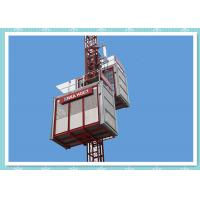 Wholesale Temporary Construction Elevators Passenger And Material Hoist , Load Capacity 2000kg from china suppliers
