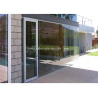 Wholesale Low Iron 8mm Safety Tempered Glass Panels For Outdoor / Indoor /  Window from china suppliers