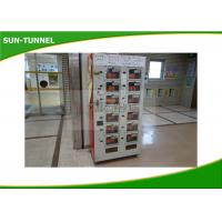 Wholesale Merchandising Airport Frozen Food And Drink Vending Machine Restaurant Application from china suppliers