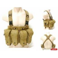 Wholesale 600D Polyester, PVC Coated Bellyband Clip Military Tactical Bags Vest from china suppliers