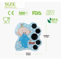 Portable Eco - Friendly PVC Baby Bath Thermometer For Kids Care