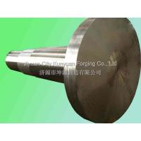 Wholesale ASTM / ASME Forging Auto Drive Shaft  Carbon / Alloy Steel Forged Turbine Shaft from china suppliers