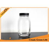 Wholesale 26oz Ball Eco Mason Glass Jars With Tin Lid , Glass Mason Jars With Lids from china suppliers
