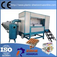 Wholesale 3000pcs/Hr Paper Pulp Molding Machinery with Single Layer Mental Drying Line , paper egg tray machine from china suppliers