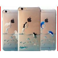 """Wholesale 4.7"""" Ultra Slim Soft TPU Gel Clear Apple iPhone Protective Case Back Cover With Picture from china suppliers"""