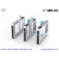 Wholesale Durable Intelligent 304 Stainless Steel Turnstile Speed Gate Turnstile With Counter from china suppliers