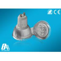 Wholesale Workshop / Subway GU10 Led Spot light 3W 2800K Warm White 45° Beam Angle from china suppliers
