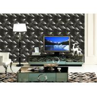Wholesale Mould - Proof Removable home decoration wallpaper With Geometric Pattern from china suppliers