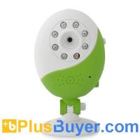 Wholesale Egg-Go - WiFi Baby Monitor (Wireless Camera, 1/7 Inch CMOS, Microphone, Night Vision) from china suppliers