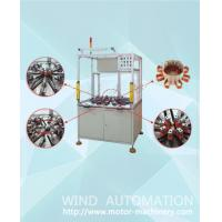 Wholesale Wave winding machine form the wave wire for car stator WIND-QX-C from china suppliers