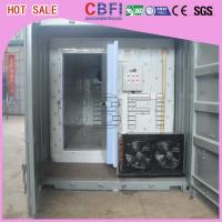 Wholesale Quick Freezing Customized Container Cold Room 20 Ft Or 40 Ft Optional  from china suppliers