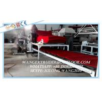 Wholesale Non - Slip PVC Coil Mat Carpet With Vinyl Loops Making Machine from china suppliers