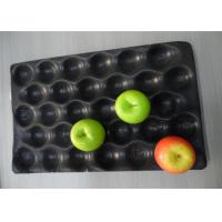 Wholesale Disposable Apple Blister Packaging Tray With Compartments , FDA Approved from china suppliers
