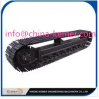Quality undercarriage basics/construction equipment track undercarriage/custom built quality undercarriage for heavy machinery for sale