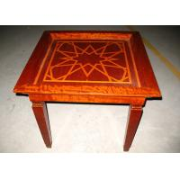 Wholesale Antique Mahogany Bedroom Furniture Modern Wood Coffee Table With SGS from china suppliers